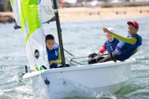 youth challenge group rbyc sailing quests