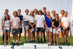 australian sailing youth team 2020