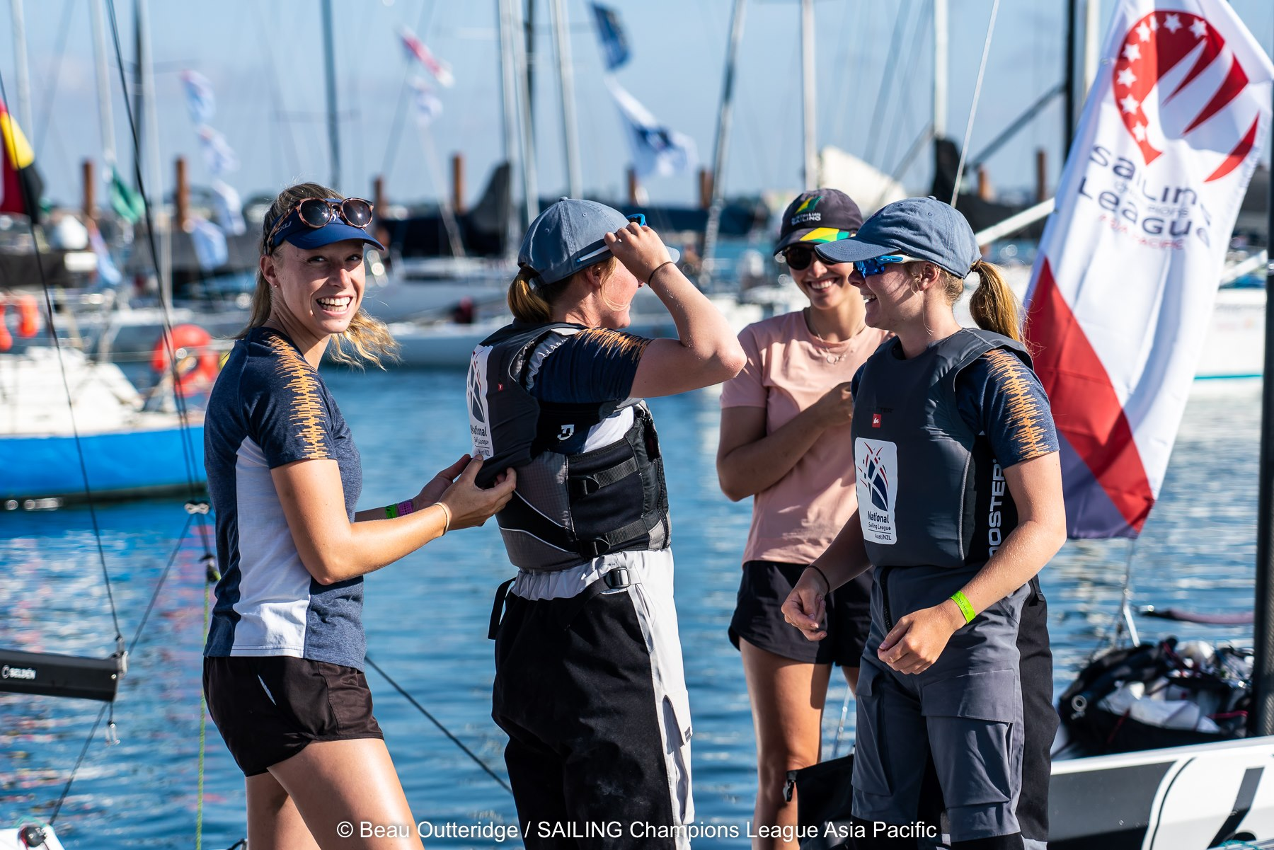 sailing champions league geelong 2020 january