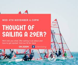 Getting Into a 29er Session flyer