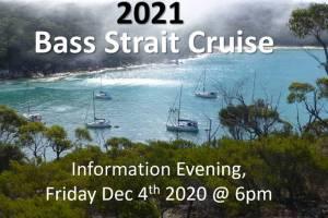 bass strait cruise 2021 information night