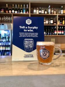 tell a furphy to win
