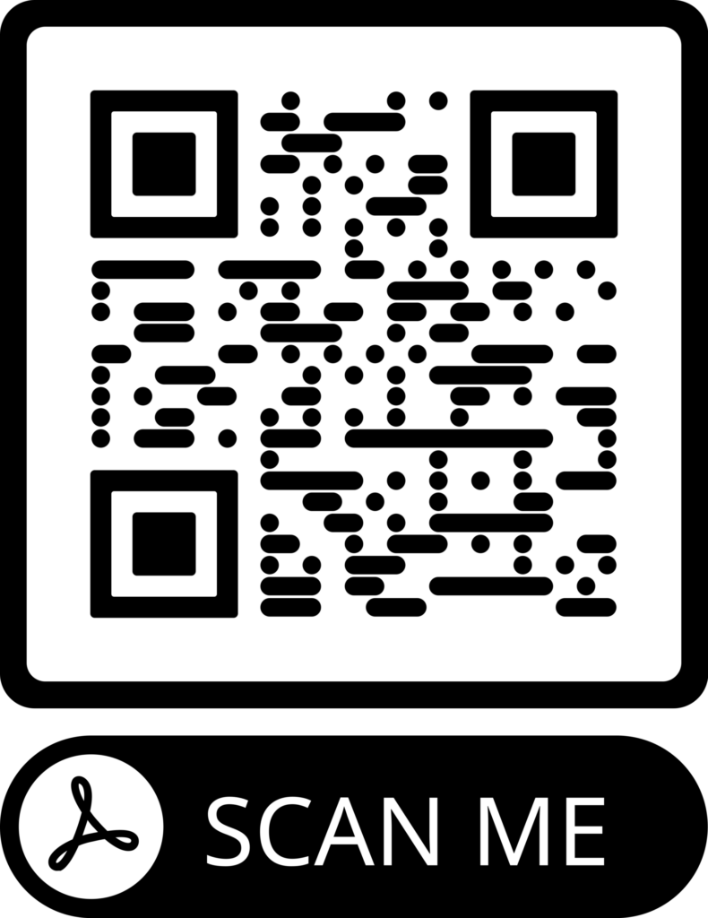 QR Code Safety Instructions